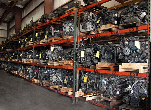 Used Auto Parts | Sariv Automotive